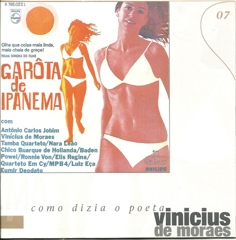 Garota de Ipanema de Vinicius de Moraes
