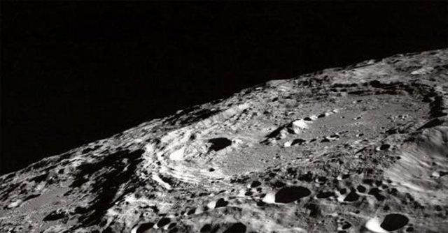 Moon Water Confirmed