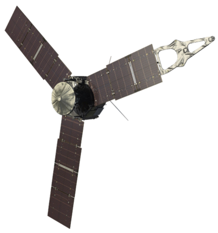 Juno Launched