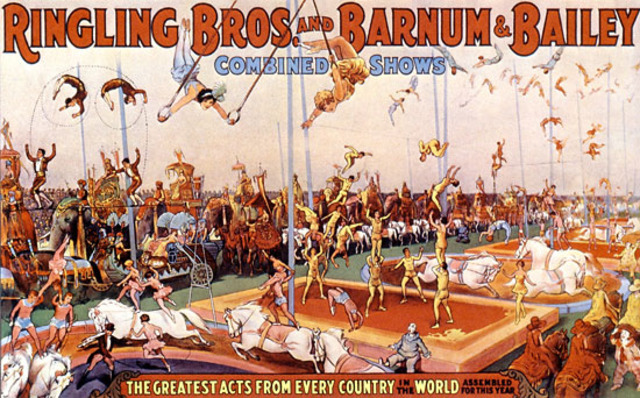 Barnum and Bailey's Circus