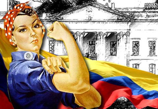 La mujer en los cargos publicos