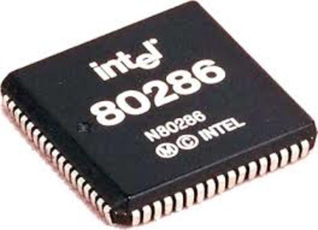 1982: El Intel 80286