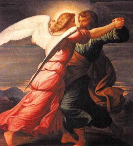 Jacó Luta com um Anjo e Muda de Nome