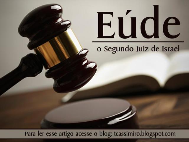 Eúde - Segundo juiz de Israel