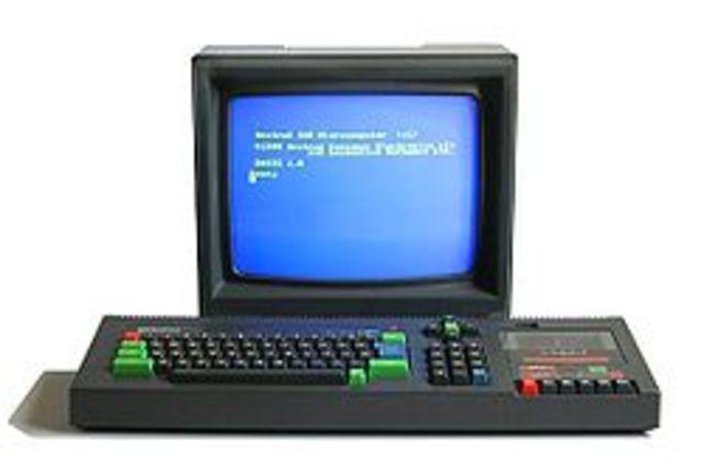 ordenador amstrad cpc 464