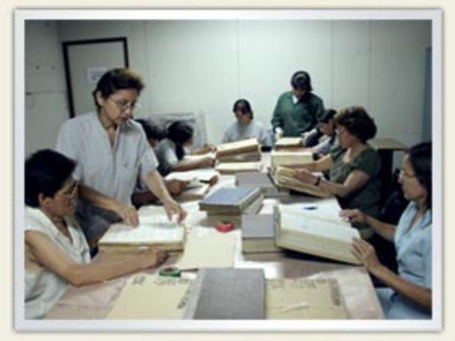 Servicio Archivistico