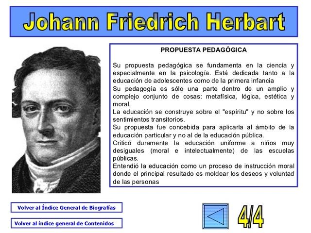 JOHANN FRIEDRICH HERBAT