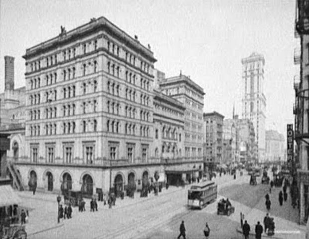 Metropolitan Opera House Opens