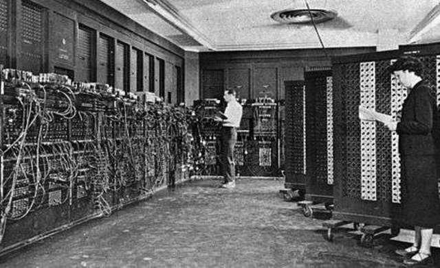 Aparecen los primeros ordenadores