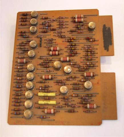 Primeros circuitos con CHIPS
