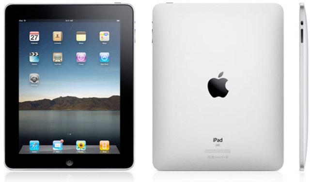 Aparición del iPad en el mercado.