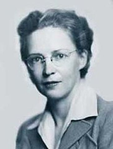 First Canadian woman to design an aircraft- Elizabeth MacGill
