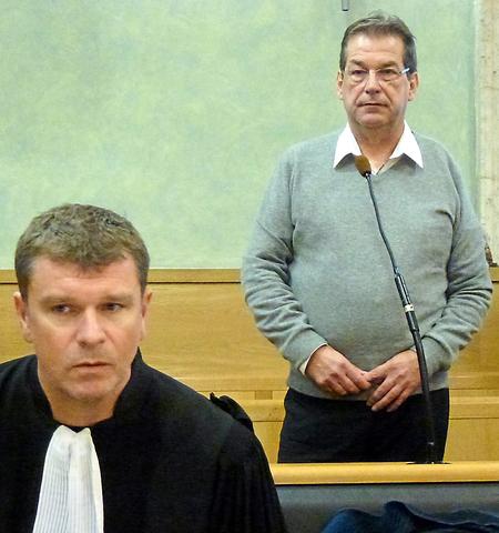 Marc Féral écope de 24 ans de prison, et fait appel