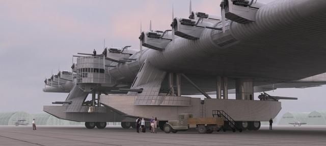 Huge airplanes-Future