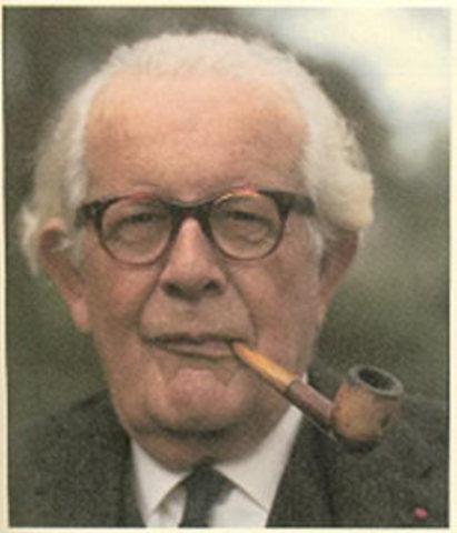 Jean Piaget (1896-1990)