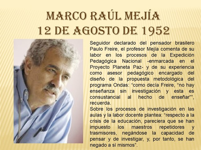 Marco Raúl Mejía