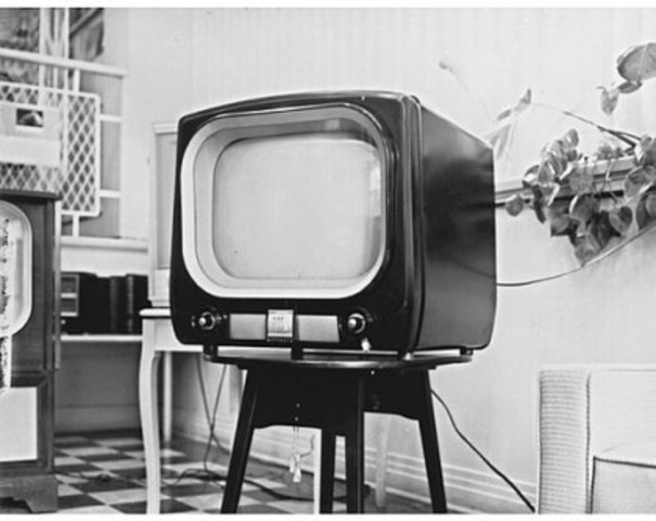 First Introduction of the Television