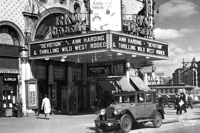 First Movie Theater