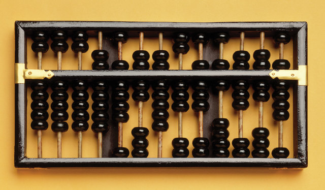 Primer instrumento para calcular