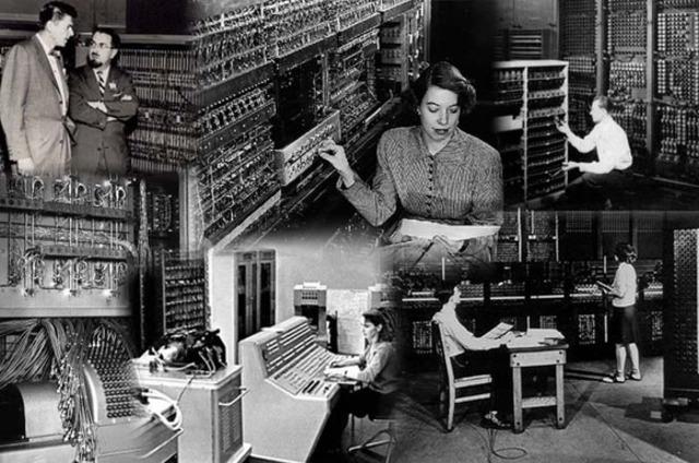 PRIMERA GENERACION DE COMPUTADORAS (1938-1958)
