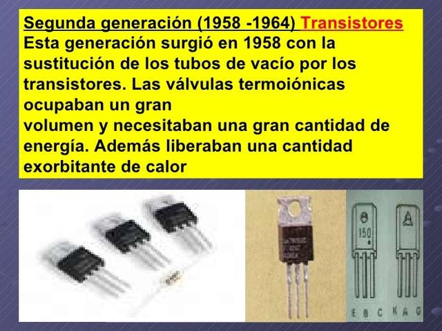 Sustitucion de las valvulas de vacio por Transistores