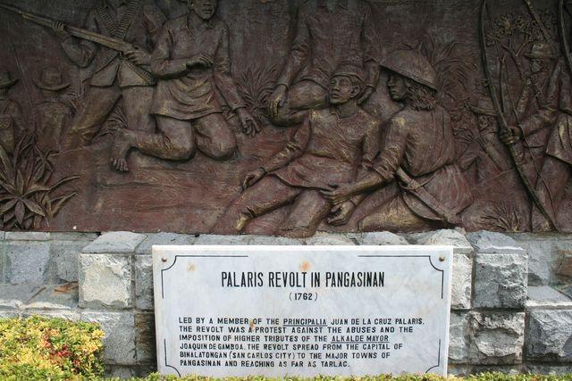 Palaris Revolt (1762-1765)