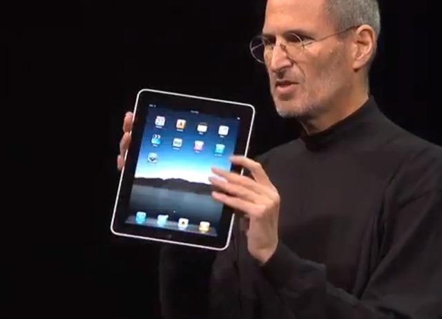 se lanza al mercado el iPad