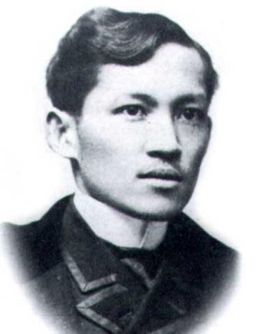 Jose Rizal was born