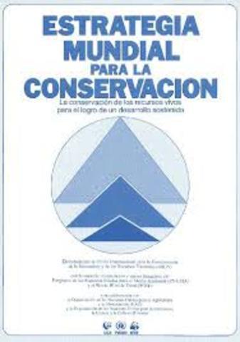 Estrategia Mundial para la Conservación (EMC)