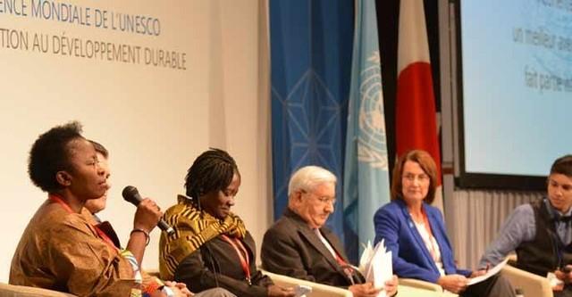 Conferencia Mundial sobre la Educación para el Desarrollo Sostenible