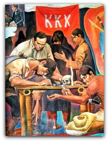 Andres Bonifacio establishes the Katipunan