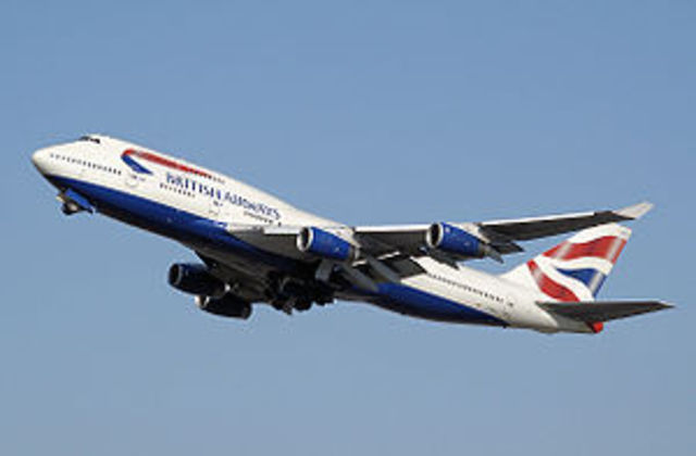 Boeing produced the 747 ( Ideal for package holiday flights)