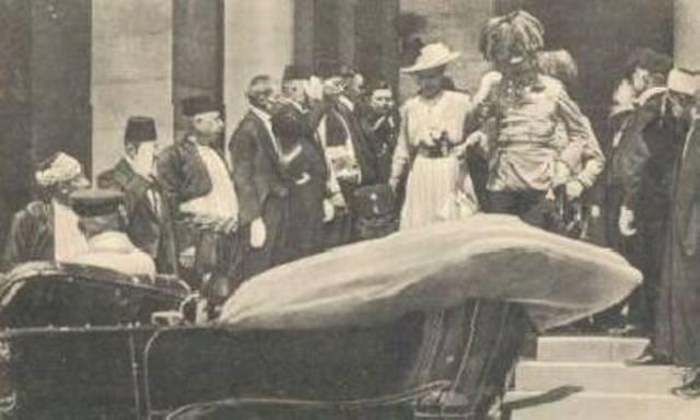 ASESINATO DEL HEREDERO AL TRONO DEL IMPERIO DE AUSTROHUNGARO