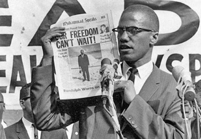 Muere Malcolm X