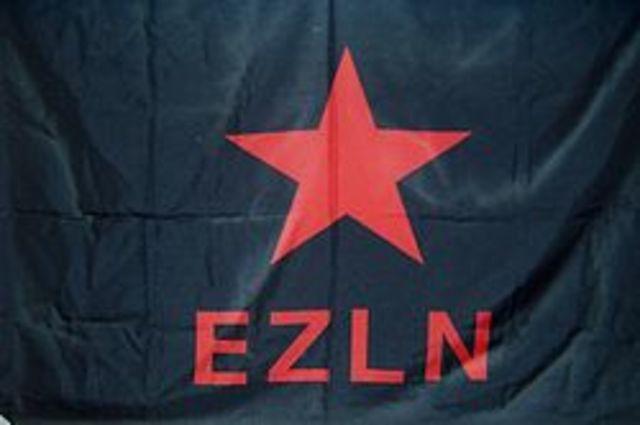Levantamiento del EZLN en Chiapas