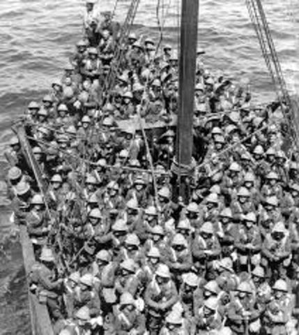 250.000 PERSONAS DE ASIRIO-CALDEA SON MASACRADOS