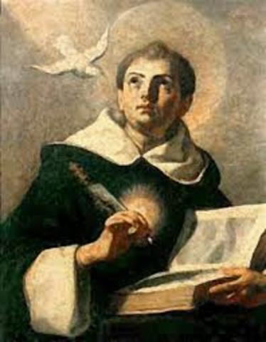 TOMAS  DE  AQUINO(1226-1274)