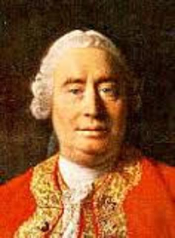 DAVID HUME (1711-1776