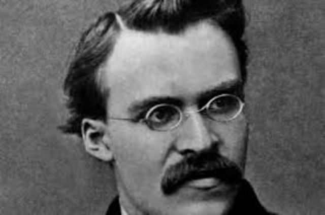 FRIEDRICH NITZSCHE (1844-1900<<9