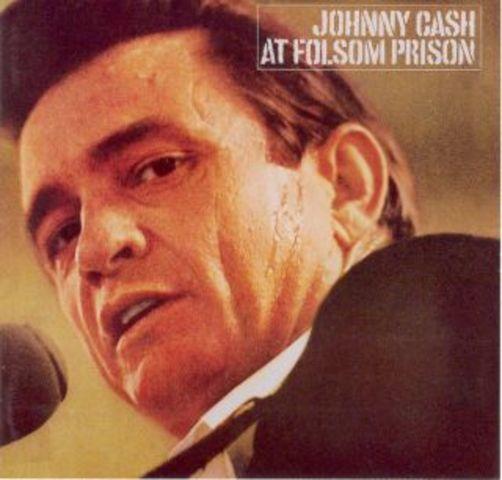 Johnny Cash - Live at Folsom Prision