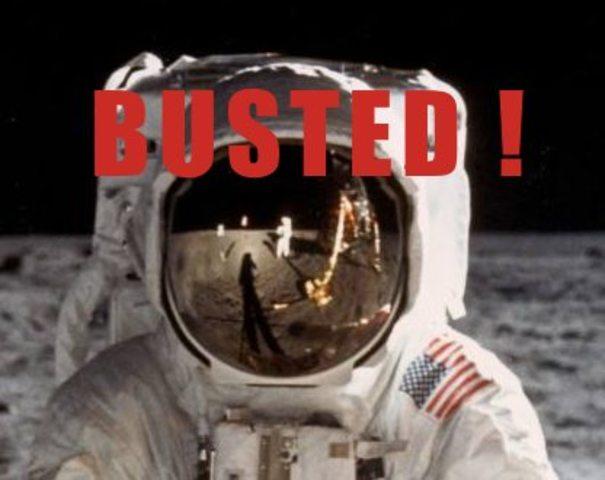 ¿Llegada del hombre a la luna?