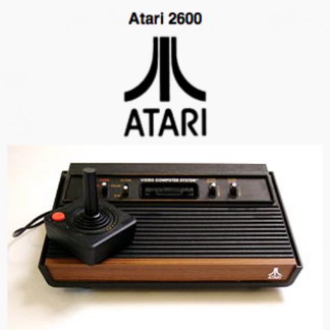 Lanzamiento Atari 2600
