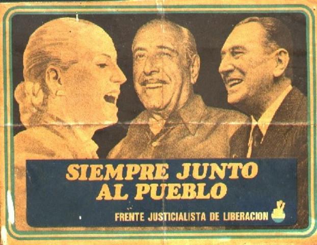 FREJULI gana elecciones presidenciales en Argentina
