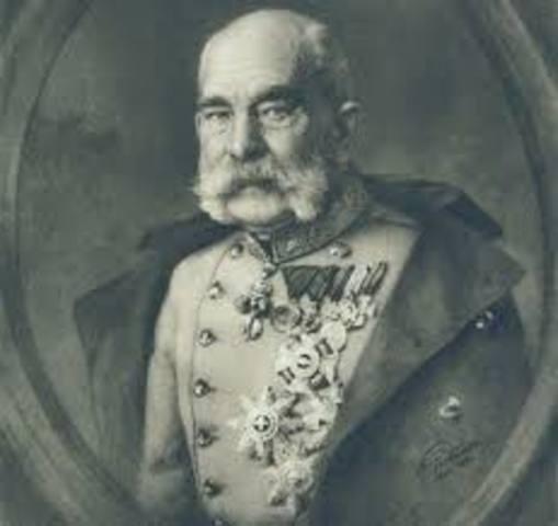 MUERE FRANCISCO JOSE I.