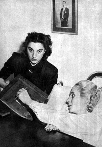 Voto femenino en la Argentina - Victoria de Perón sobre Balbín