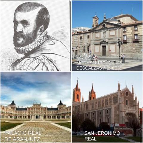 Juan Bautista de Toledo Saltar a: navegación, búsqueda
