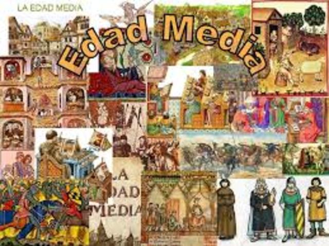 EDAD  MEDIA (476 d.c - 1492)