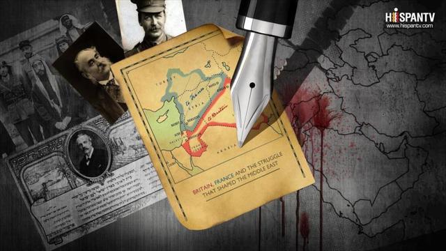 Acuerdos Sykes-Picot