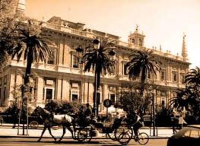 Contratación de Sevilla