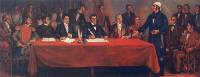 Declaración de la independencia de México